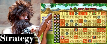 Caveman Keno Strategies