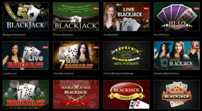 Eurogrand has more than 90 live dealer tables